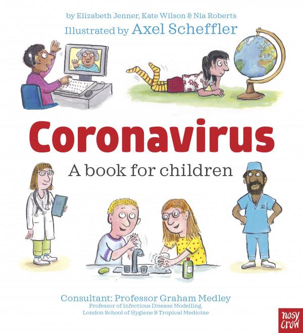 Coronavirus: A Book for Children featured image